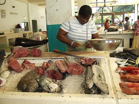 Fish Market by Katerina Naumenko