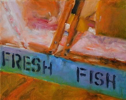 Fish Market by Susie Jernigan