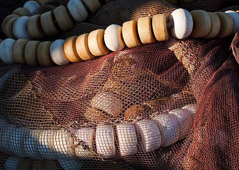 Fish nets by Paul Indigo