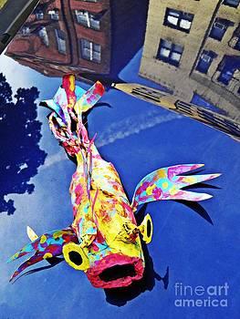 Sarah Loft - Fish Out of Water