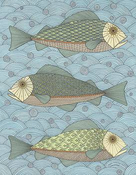 Fish Patterns by Pamela Schiermeyer