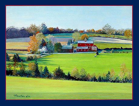 Fisher Farm by Tim Mullen
