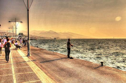 Fisherman  by Mark Alexander