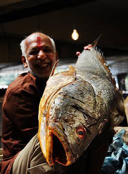 Fisherman by Money Sharma