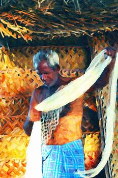 Fisherman by Naushad  Waheed