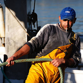 Fisherman by Paul Indigo