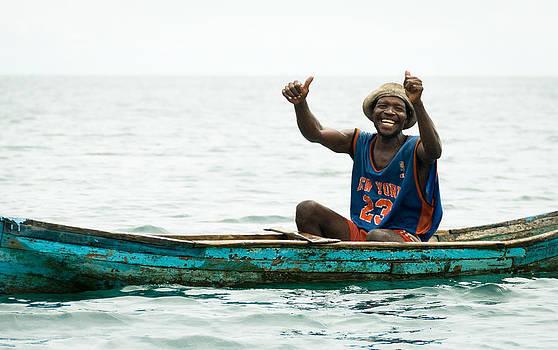 Fisherman by Pedro Nunez