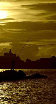 Fisherman  by Riad Belhimer