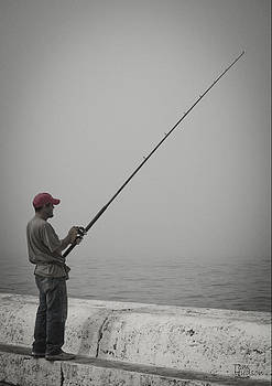 Fisherman by Tom Hudson