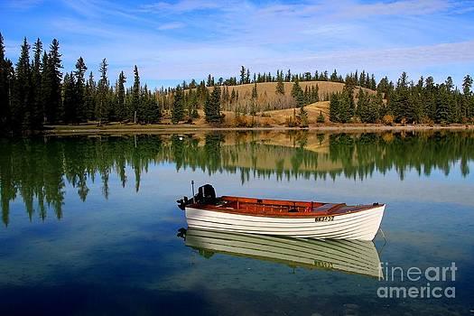 Roland Stanke - Fishermans Boat