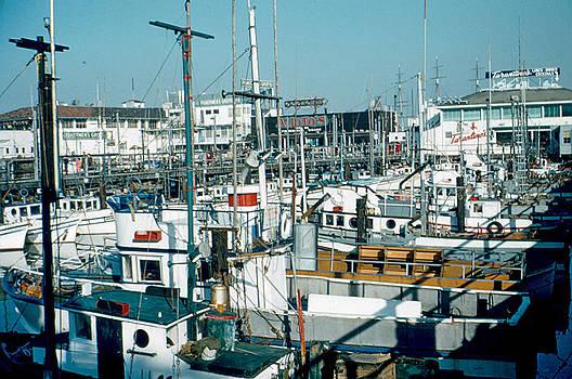 Fisherman's Wharf 1956 by Cumberland Warden