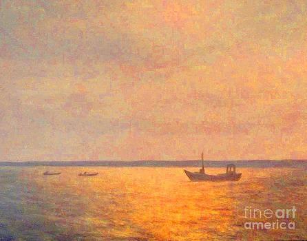 Algirdas Lukas - Fishermen