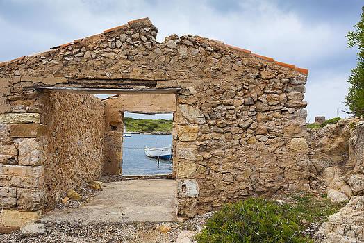 Fishermen's house by Antonio Macias Marin