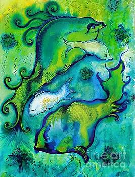 Fishes. by Tatiana Tatti Lobanova