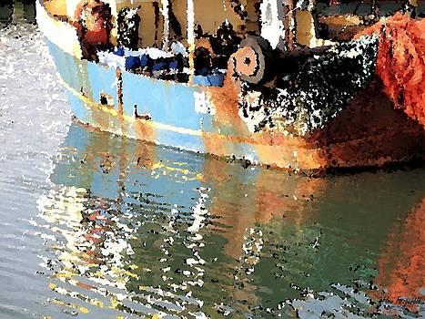 Flow Fitzgerald - Fishing boat