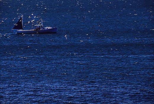 Harold E McCray - Fishing Boat