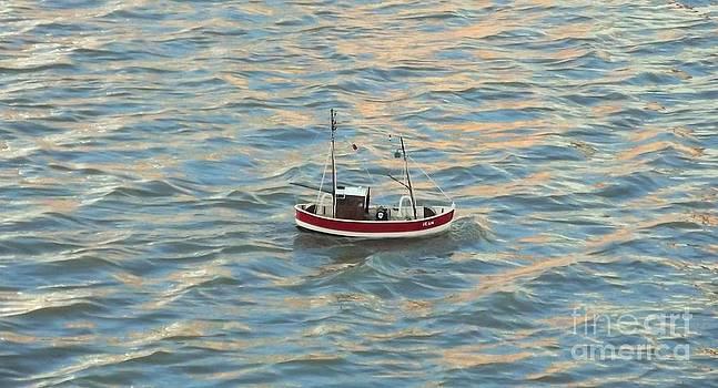 Fishing Boat Jean by John Williams