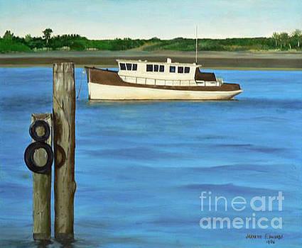 Jeanette Louw - Fishing Boat