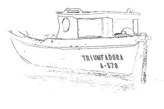 David Letts - Fishing Boat of the Caribbean II