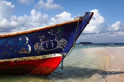 James Brunker - Fishing Boat Panama