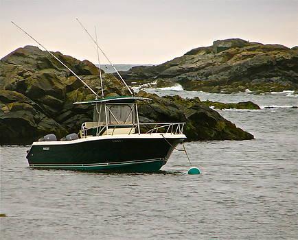 Fishing Boat by Paul Schoenig