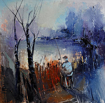 Fishing by David Figielek