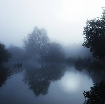 Fishing by Gillian Dernie