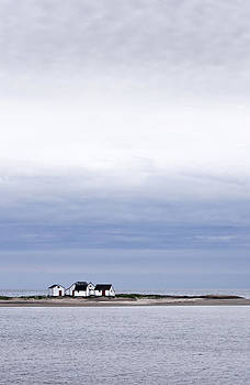 Arkady Kunysz - Fishing houses