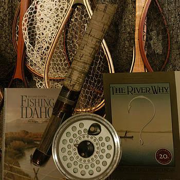 Fishing Idaho by Jeff Burgess