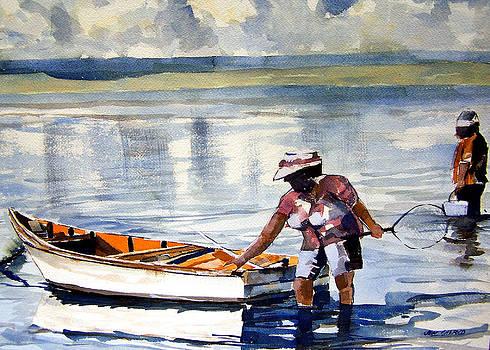Fishing by Jon Shepodd