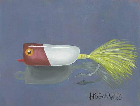 Fishing Lure  by Hogan Willis