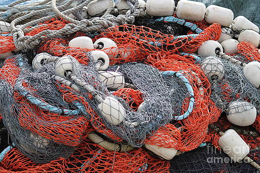 Fishing Net by Dean Gribble