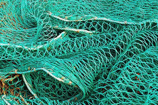 Jane McIlroy - Fishing Nets