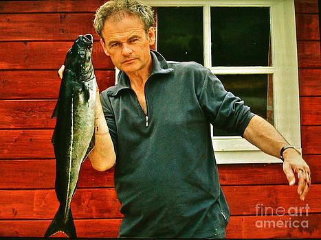 Fishing remembers . Norway . Sei. Coalfish. by Andrzej Goszcz by  Andrzej Goszcz