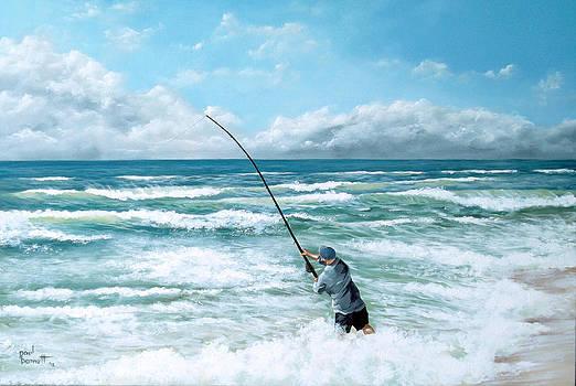 Fishing the Gutters by Paul Bennett
