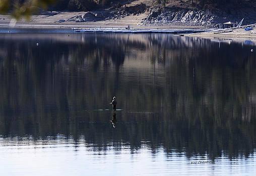 Kae Cheatham - Fishing the Missouri River