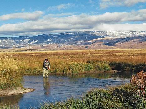 Joe Duket - Fishing the Nervous Water