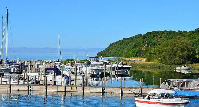 Fishtown Michigan by Shaivi Divatia
