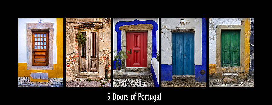 David Letts - Five Doors of Portugal