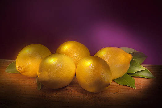Five Lemons by Martin Joyful