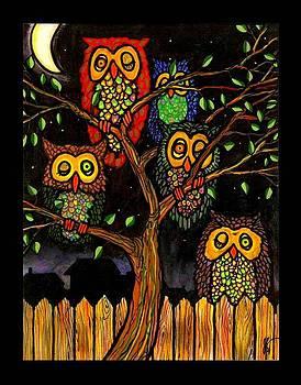 Jim Harris - Five Owl Tree