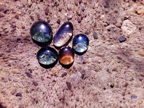 Five Smooth Stones by Lorna Bush