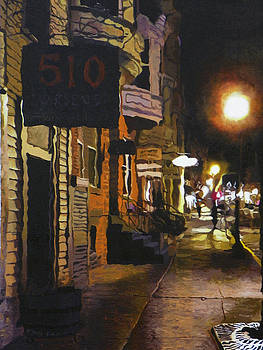 Five Ten at Night by Kenneth Young