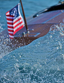 Steven Lapkin - Flag and Water
