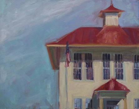 Flag Day by Elaine Hurst