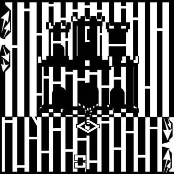Flag of Gibraltar Maze  by Yonatan Frimer Maze Artist