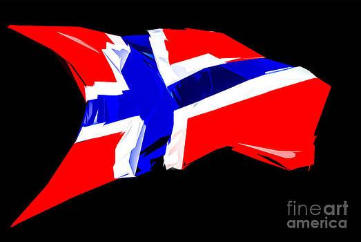 Algirdas Lukas - Flag of Norway