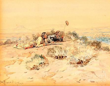 Roberto Prusso - Flagging Antelope