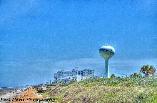 Flagler Beach by Karl Davis