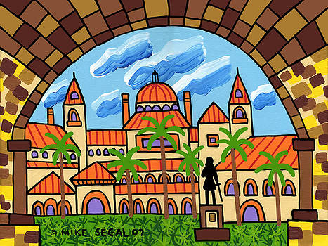 Flagler College - St. Augustine by Mike Segal